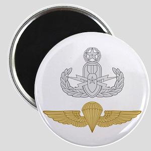 Master EOD Parachutist Magnet