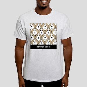 Fawn Bearded Collies Light T-Shirt