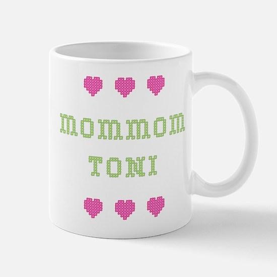 MomMom Toni Mug