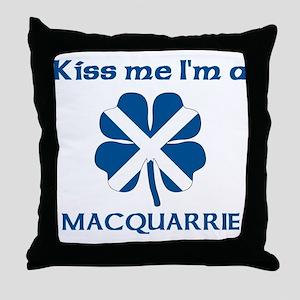 MacQuarrie Family Throw Pillow