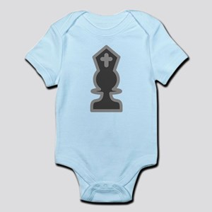 Chess Piece Bishop Body Suit
