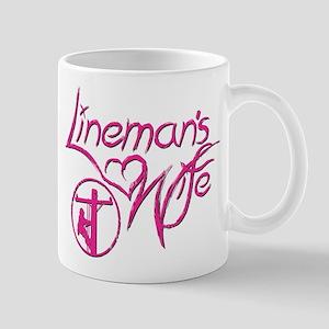 Lineman's Wife Mug