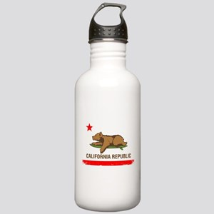 Surfing CA cub Water Bottle