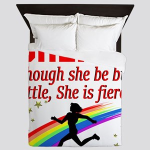 RUN TRACK Queen Duvet