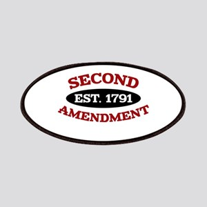 Support the 2nd Amendment Patches