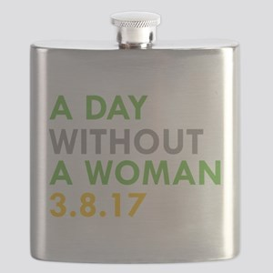 A DAY WITHOUT A WOMAN 3.8.17 Flask