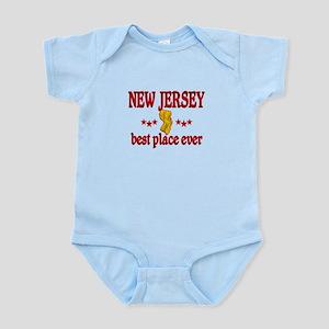 New Jersey Best Infant Bodysuit