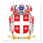 Billson Square Car Magnet 3