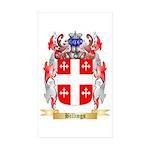 Billings Sticker (Rectangle 10 pk)