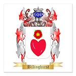 Billinghurst Square Car Magnet 3