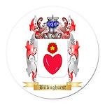Billinghurst Round Car Magnet