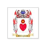 Billinghurst Square Sticker 3
