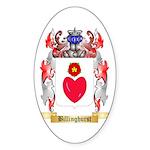 Billinghurst Sticker (Oval)