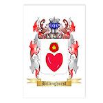 Billinghurst Postcards (Package of 8)