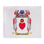 Billinghurst Throw Blanket