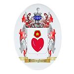 Billinghurst Ornament (Oval)