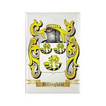 Billingham Rectangle Magnet (100 pack)