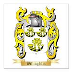 Billingham Square Car Magnet 3