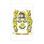 Billingham Sticker (Rectangle)