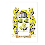 Billingham Postcards (Package of 8)