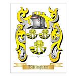 Billingham Small Poster
