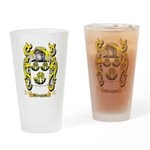 Billingham Drinking Glass