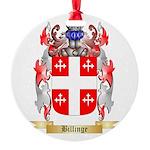 Billinge Round Ornament