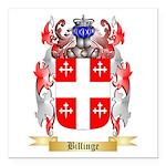 Billinge Square Car Magnet 3