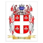 Billinge Small Poster