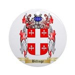 Billinge Ornament (Round)