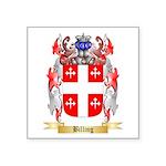 Billing Square Sticker 3