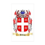 Billing Sticker (Rectangle 50 pk)