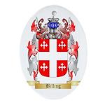 Billing Ornament (Oval)