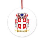 Billing Ornament (Round)
