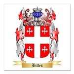 Billes Square Car Magnet 3