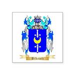 Bilkowitz Square Sticker 3