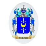 Bilkowitz Ornament (Oval)