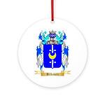 Bilkowitz Ornament (Round)