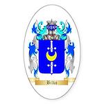 Bilko Sticker (Oval 10 pk)