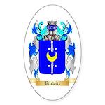 Bilewicz Sticker (Oval 50 pk)