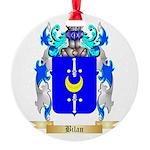 Bilan Round Ornament