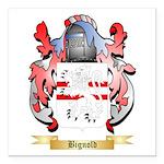 Bignold Square Car Magnet 3