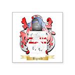 Bignold Square Sticker 3