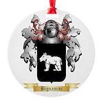 Bignamini Round Ornament