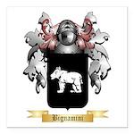Bignamini Square Car Magnet 3