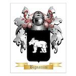 Bignamini Small Poster