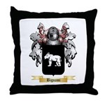 Bignami Throw Pillow