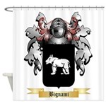 Bignami Shower Curtain