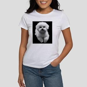 Beau the Beautiful Bichon Women's T-Shirt