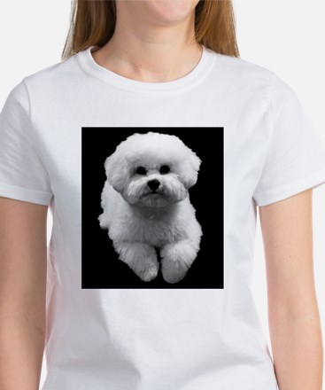 Beau the Beautiful Bichon Women's T-Shirt